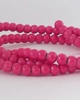 perles magiques 4mm rose