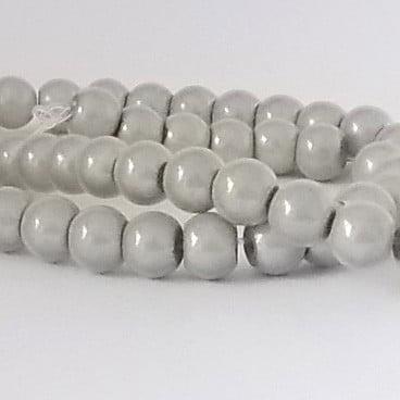 perles magiques 6mm blanc