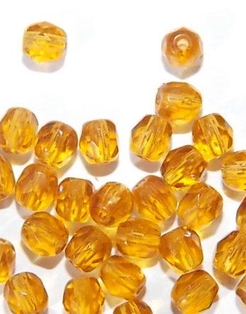 perles à facettes