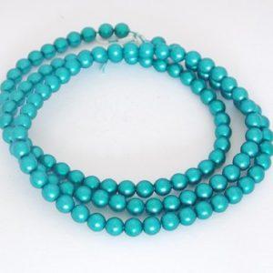 perles nacrées de bohème