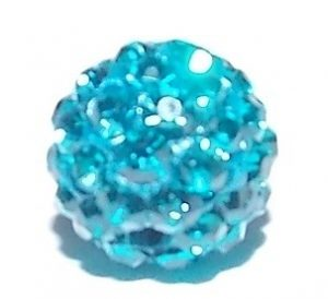 perle plasticine strass
