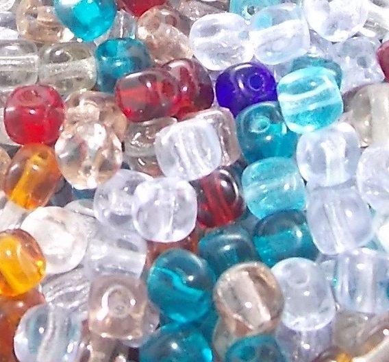 assortiment de perles