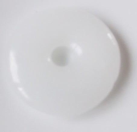 donut white jade