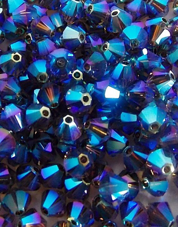 perles toupies Swarovsky