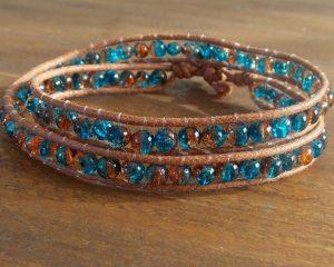 tutoriel bracelet wrap