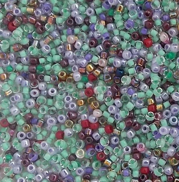 perles de rocaille Matsuno assortiment