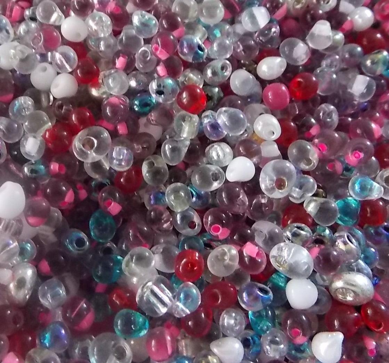 lot de perles Miyuki