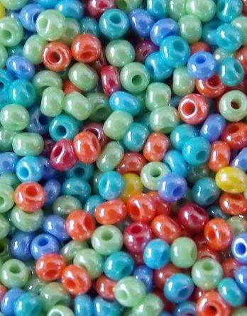 perles de rocailles en lot
