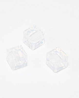 perles cubes Swarovski