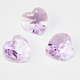 perles coeur Swarovski