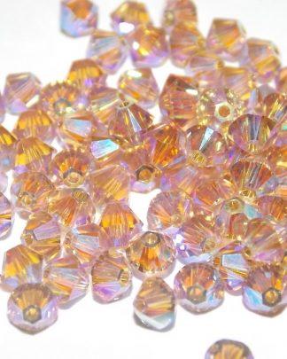 perles toupies 4mm Swarovski