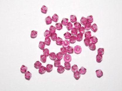 perles toupies cristal