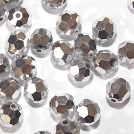 perles rondes cristal 6mm