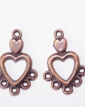 pendentifs pour boucles d'oreilles en perles